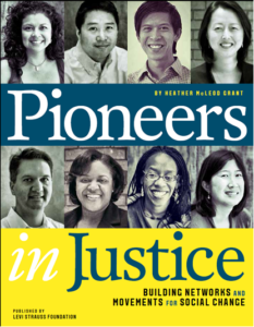 Pioneers in Justice Cover